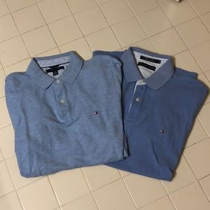 Pair of Tommy Hilfiger Polo Shirts